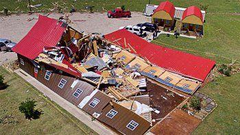 Estados Unidos: al menos 14 muertos por tornados