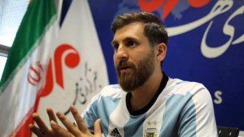 Conocé al doble iraní de Lio Messi