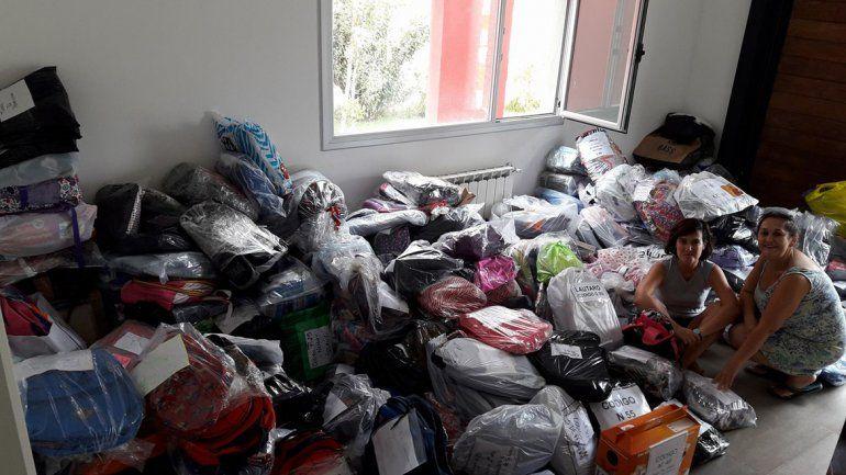 Recolectan abrigos para donarlos a los comedores | Solidaridad - photo#40