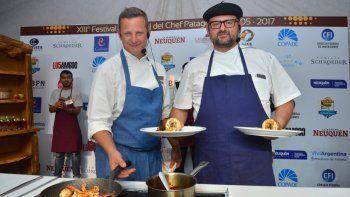 El paisaje en San Martín y el festival del chef en Pehuenia atrajeron al turista.