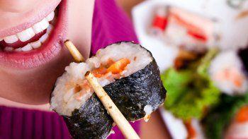 Un picante antibacterial ideal para el sushi
