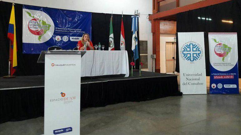 Kinan: La trata golpea muy fuerte en Neuquén