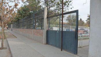 Colegio evangélico ubicado en Richieri y Saturnino Torres de la capital provincial.