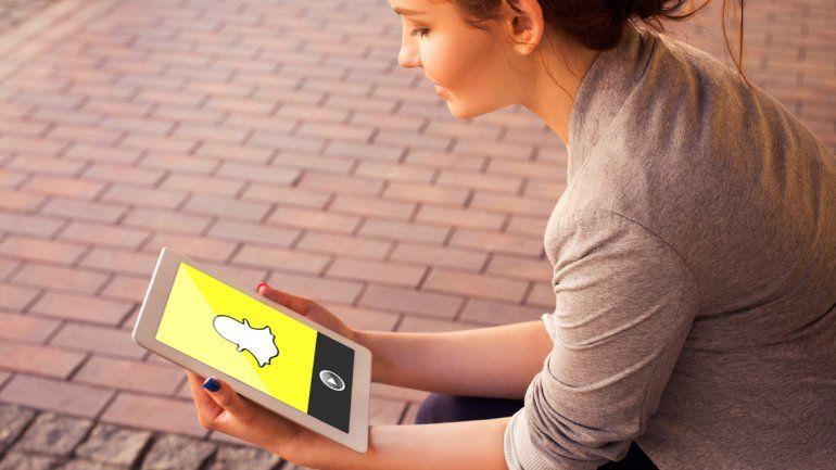 Snapchat: los datos de los usuarios, espiados