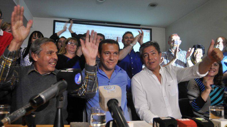 Gutiérrez anticipó que no irá a la Convención del MPN
