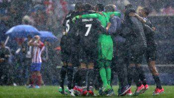 El Atlético del Cholo ganó pero no le alcanzó y el Real es finalista
