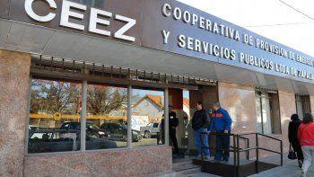 La cooperativa de Zapala, blanco de críticas por los aumentos.
