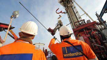 Wintershall desembolsará 120 millones de dólares