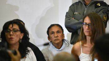 Sala denunció que la subdirectora del penal le pega patadas.