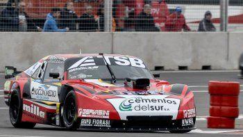 Urcera no pudo bajar su tiempo de ayer, pero igual retuvo el segundo lugar de la clasificación.