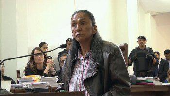 La dirigente social jujeña está acusada de integrar una asociación ilícita.
