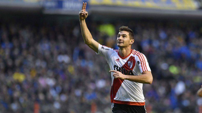 Argentina: River vence 3-1 a Boca en La Bombonera