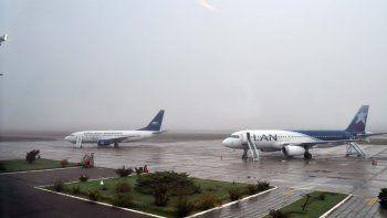 El aeropuerto Juan Domingo Perón dispondrá de un sistema antiniebla.