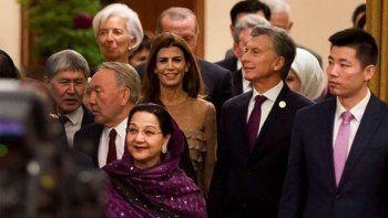Macri: Argentina es un gran productor de alimentos