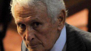 El represor Etchecolatz sufrió un ACV en la cárcel