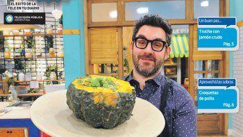 Riquísimas recetas para darte el gusto con los Cocineros Argentinos