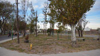 Orlando Cancio se llamará un espacio verde del barrio Sapere.