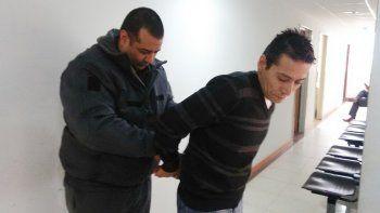 Carlos Soñé, condenado por violar y dejar morir al hijo de su pareja.