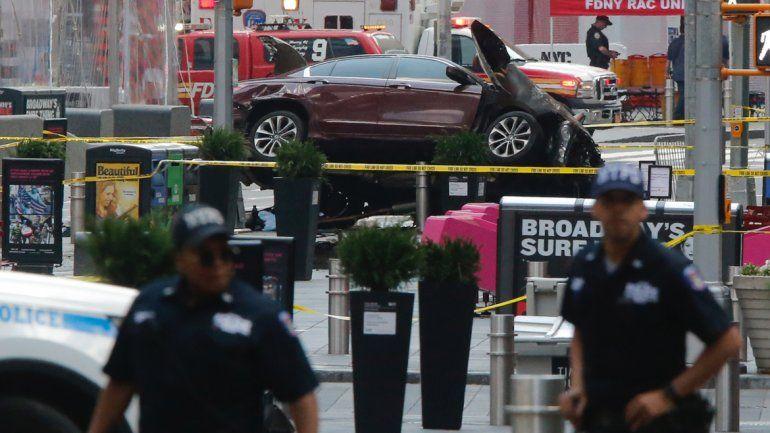 En el Times Square