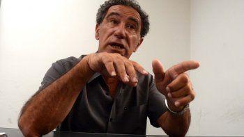 Carlos Ciapponi salió a contestar las críticas de Pechi Quiroga a su gestión.