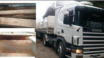 El Senasa impidió el ingreso de cinco camiones desde Chile