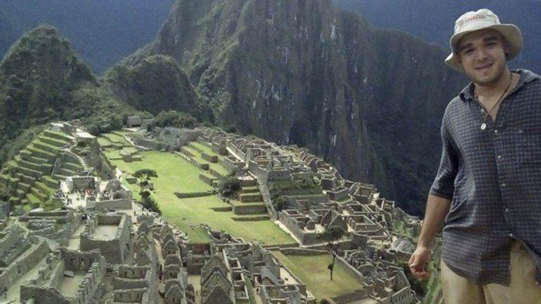 Desesperada búsqueda de un mochilero argentino en Machu Pichu