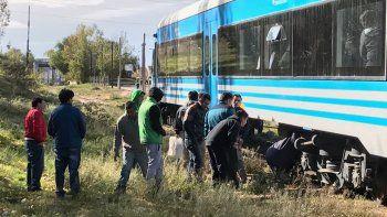 Tren del Valle: Todos los accidentes fueron en cruces señalizados