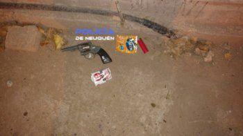 a punta de pistola, asalto a dos mujeres que esperaban el colectivo