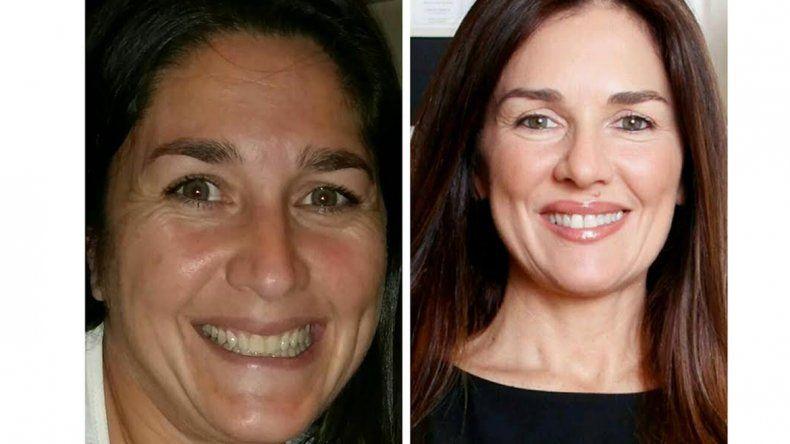 Mariana Di Nardo (604) dice que la encuentran parecida a Andrea Frigerio.