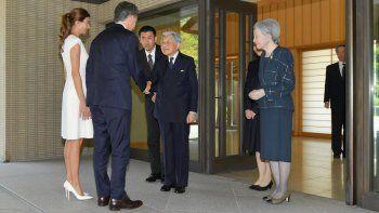 Emperador japonés se sorprendió por la pobreza en Argentina