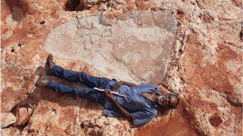 Los depósitos constituían parte de una formación de aguas termales.