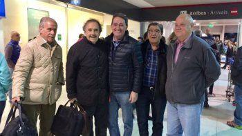 Alfonsín llegó a Neuquén para empujar a la UCR de Vidal