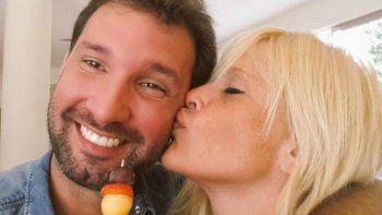 video: secuestraron al ex de nazarena velez en la calle