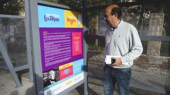los vandalos marcan tarjeta: la mitad de las paradas lectoras de la ciudad ya estan destruidas