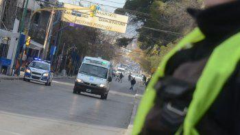 El incidente ocurrió ayer a la mañana en Stefenelli y Belgrano.