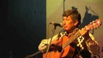 Don Atilio Alarcón fue uno de los músicos que registraron sus obras.
