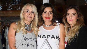 Las Maradona, con botón antipánico por Rocío Oliva