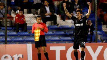 lanus vencio a nacional 1 a 0 y avanza como lider en la copa