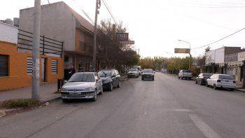 Otro robo en un complejo de departamentos esta vez de Centenario, en calle San Martín al 400.