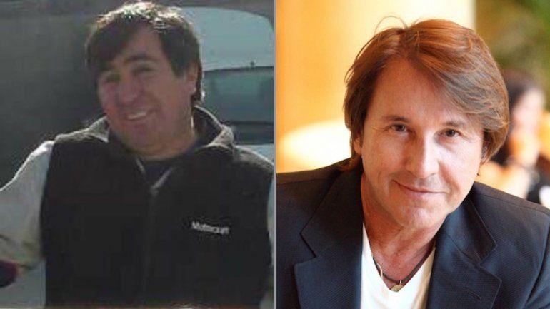 Gonzalo Bustos (DNI 937) dice que es el doble neuquino de Ricardo Montaner.