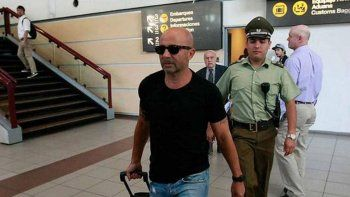 Sampaoli llegó a Argentina para asumir en la Selección