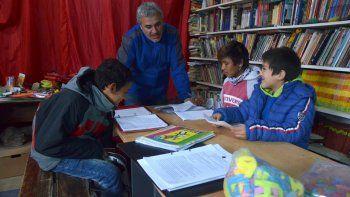 Sevilla todos los días brinda apoyo escolar y orientación psicopedagógica a más de 50 niños y adolescentes.