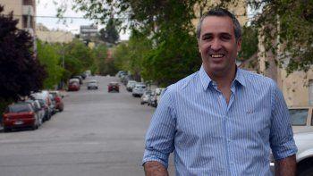 Francisco Sánchez, concejal de Nuevo Compromiso Neuquino-PRO.