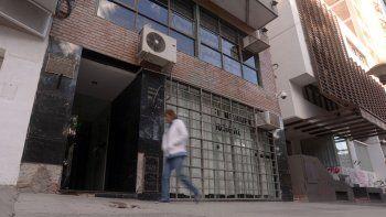 La audiencia se realizó en la sede judicial de calle Irigoyen.