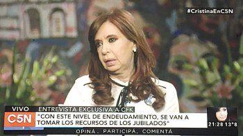 Cristina Kirchner dijo que la campaña presidencial de Cambiemos fue una estafa electoral y señaló: Este 25 de Mayo me da tristeza.