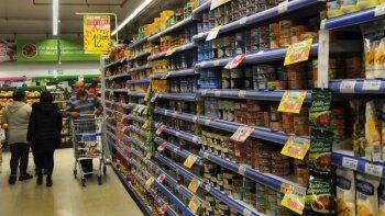 indec: las ventas en los super cayeron durante mayo