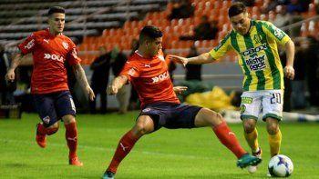 Independiente igualó sin goles ante Aldosivi