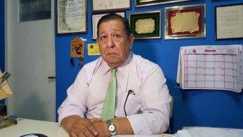Efraín Garay, el abogado dela familia de la víctima.