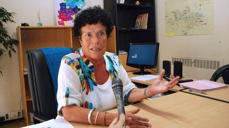 <p>Patricia Maistegui, subsecretaria de las Mujeres.</p>