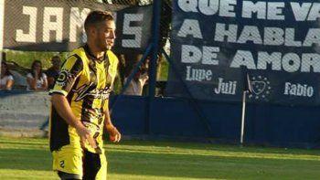 El zurdo de 22 años viene de defender los colores de Racing de Colón.